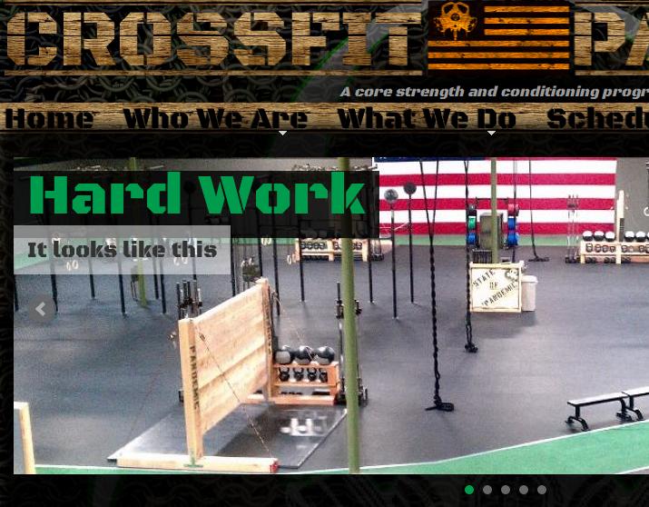 CrossFit Pandemic